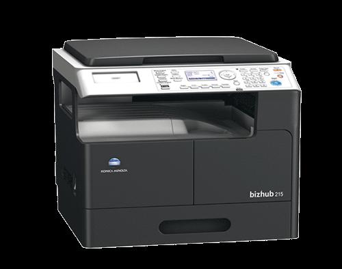 bizhub-215-black-and-white-multifunction-printer